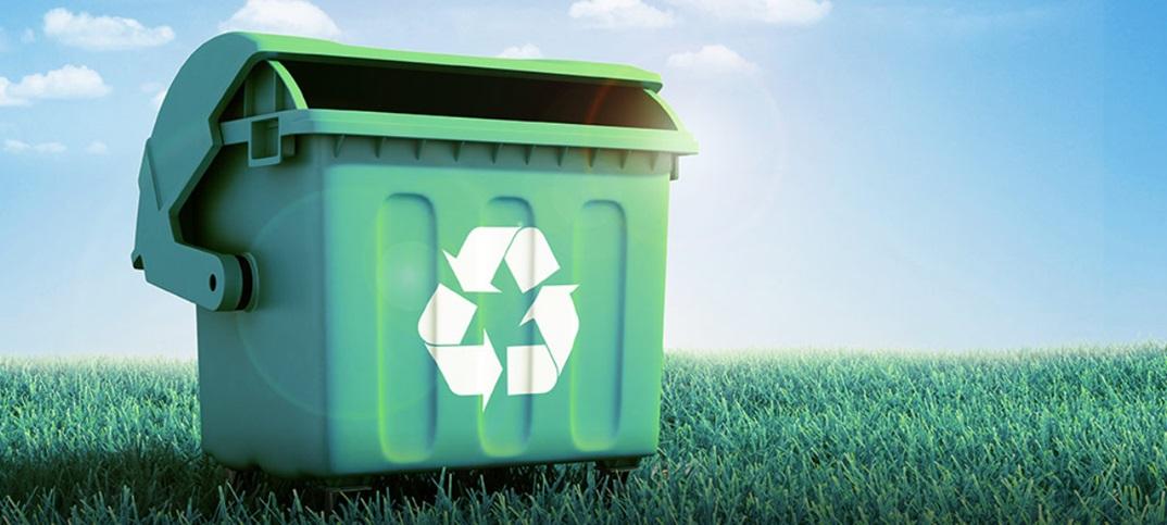 Umweltschutz / Verpackungsrücknahme