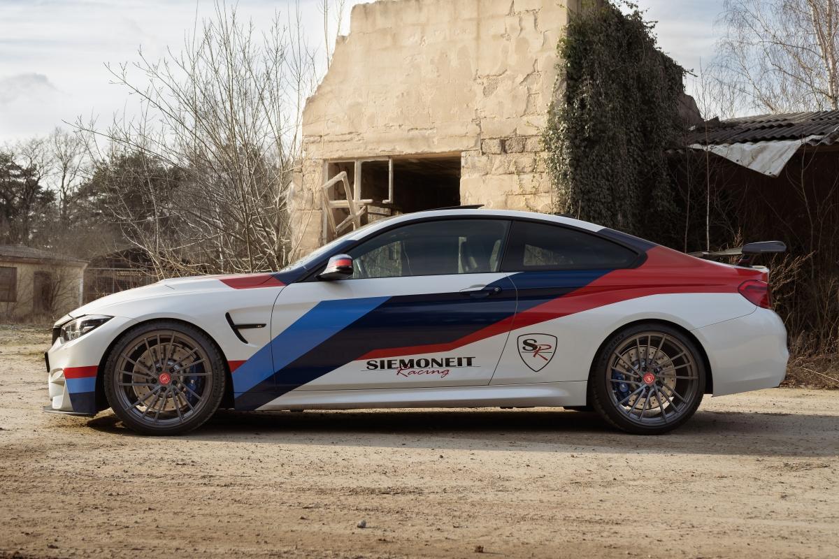 PRESSERELEASE 03/2021 BMW M4 Competition